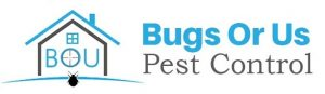 bugs or us pest control logo